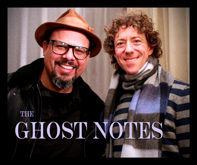 The Ghost Notes